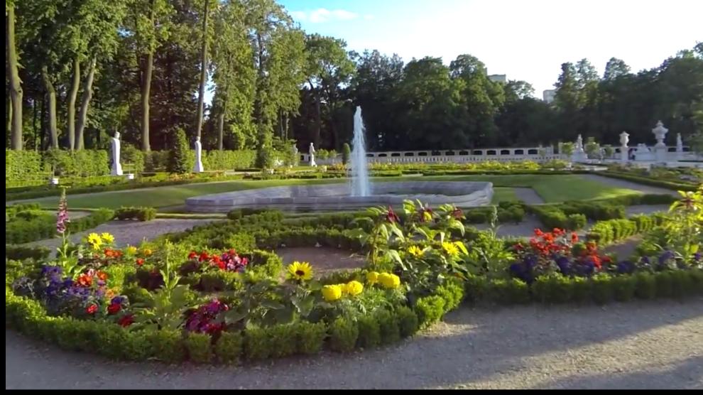 Pałac Branickich – Białystok