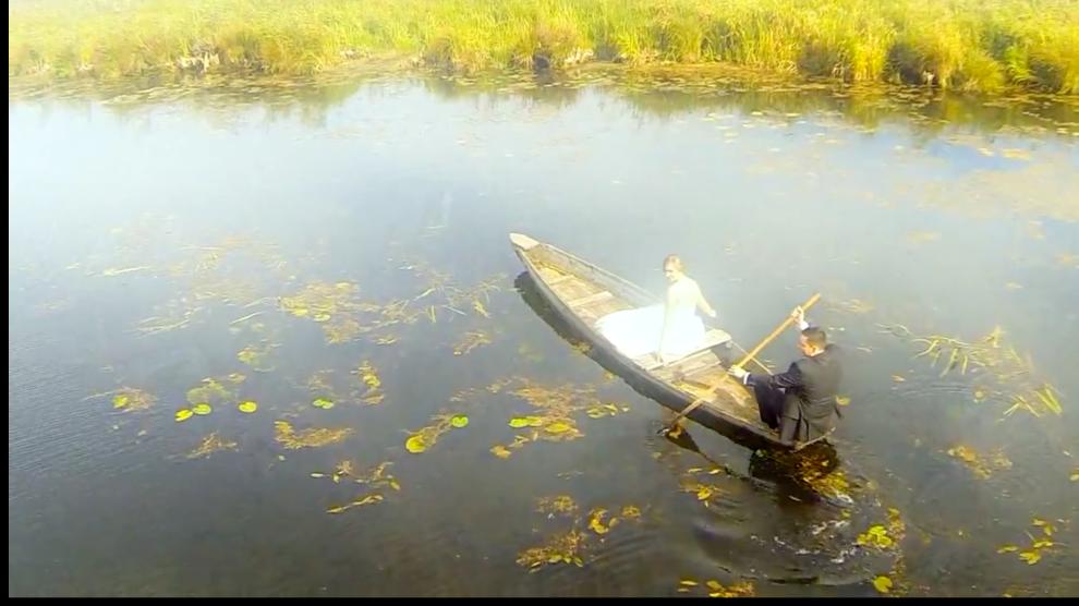 Plener nad rzeką Narew
